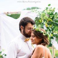 Свадебная прогулка Андрея и Натальи :: Мария Назаретян