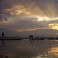 Вечер, окраина Торонто... :: Юрий Поляков