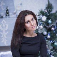 новогодний гламур :: Ирина Автандилян