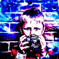 мир глазами ребёнка :: Сергей