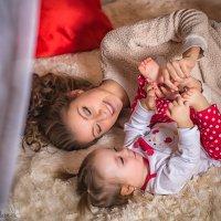 мамино счастье :: Кира Екименко