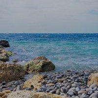 Ах, это синее Черное море.... :: марк