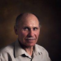 портрет пожилого мужчины :: kombat