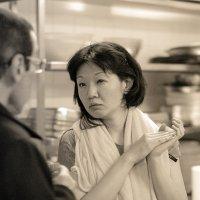 Неожиданный разговор или восточная (японская) мудрость ... :: Михаил Палей