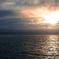 Закатный залив :: Dirty Priest