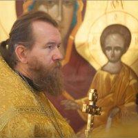 Наш батюшка.. :: Сергей Величко