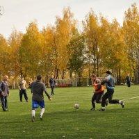 Ветераны футбола :: Елена Киричек