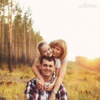 Семейная прогулка :: Яна Kostromina