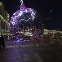 Елочный шар :: Александр Аксёнов