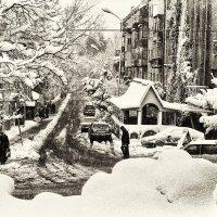 Александр Горбенко - Зима в городе :: Фотоконкурс Epson