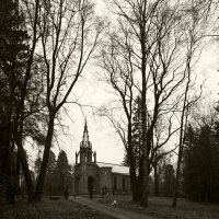 Православная Церковь Петра и Павла в Парголово. :: Владимир Питерский