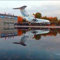 Ух та, поздняя осень.. :: Alexey YakovLev