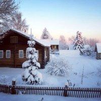 Светлый зимний день :: Николай Туркин