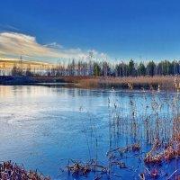 Озеро  голубое. :: Валера39 Василевский.