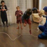 Веселые соревнования :: Наталья Тимофеева