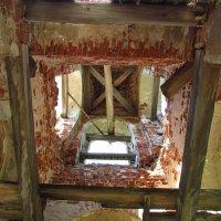 Старая колокольня... :: Дмитрий