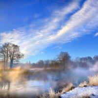Морозное сретение... :: Андрей Войцехов