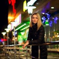 Ночь, улица, фонарь.. :: Оксана Сафонова