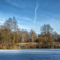 Зимний пейзаж (2) :: Милешкин Владимир Алексеевич