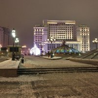 Манежная площадь :: Sergey Ganja