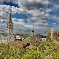 В городе Суздале :: Валерий Толмачев