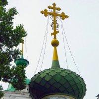 Купол храма Вознесения Господня :: Вера Щукина