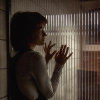 Призрачный танец смотрю…  на стекле… :: Ирина Данилова