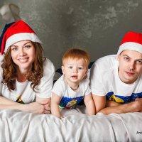 Счастдивая семья! :: Андрей Молчанов