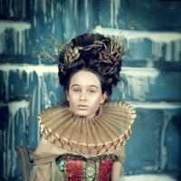 Грибная королева :: Оксана Шаталина