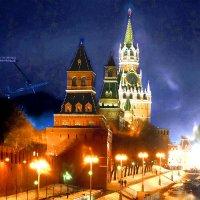 Московский Кремль :: Константин Тимченко
