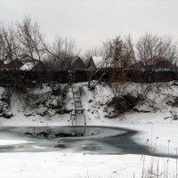 городской пейзаж в декабре :: tgtyjdrf