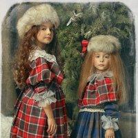 Рождественские истории :: Elena Fokina