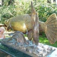 Чтоб глядел Он на меня, синих глаз не отрывая , А дворец возьми себе рыбка золотая! :: Alexey YakovLev
