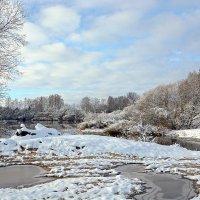 И  зима  была... :: Валера39 Василевский.