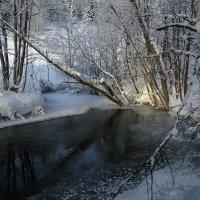Река готовится ко сну :: Валерий Чепкасов