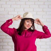 В шляпе :: Valentina Zaytseva