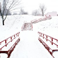 Среди снегов белых.. :: Инна Малявина