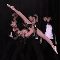 танец :: Александр Цапликов
