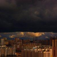 МИНСК. ОБЛАЧНЫЙ ДЕНЬ :: Валерий Руденко