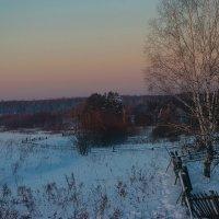 Тихое деревенское утро :: Владимир Максимов