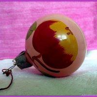Старинные ёлочные игрушки-2 :: Андрей Заломленков