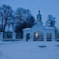 Утренний храм-2. :: Виктор Евстратов