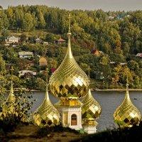 Город Плес :: Валерий Толмачев