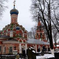 Малый храм иконы Донской Богоматери :: Владимир Болдырев