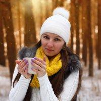 Зимняя прогулка 2 :: Мария