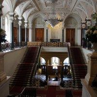 Парадная лестница в Николаевском дворце :: Елена Павлова (Смолова)