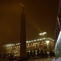 Площадь славы в Самаре. :: Вероника Подрезова
