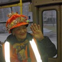 Питерский кондуктор трамвая :: Viktor