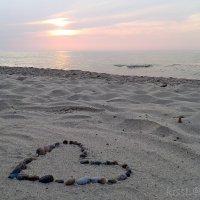 Закат на Балтике. :: Elena N
