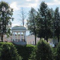 Беседка в Ярославле :: Вера Щукина